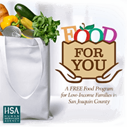 San Joaquin County Food For You